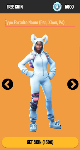Fortnite Skins Free For PC