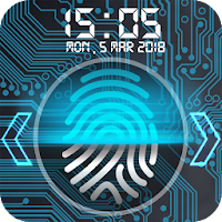Fingerprint lock screen on PC / Windows 7.8.10 & MAC