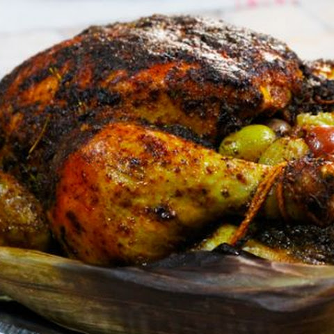 Indian Roast Chicken