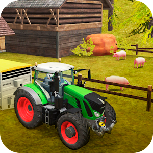 Real Tractor Farming For PC / Windows 7/8/10 / Mac – Free Download