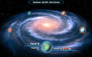 Screenshot of Star Wars: Commander