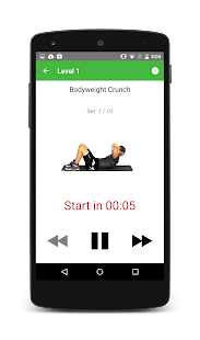 Fitway: Daily Abs Workout free APK for Bluestacks