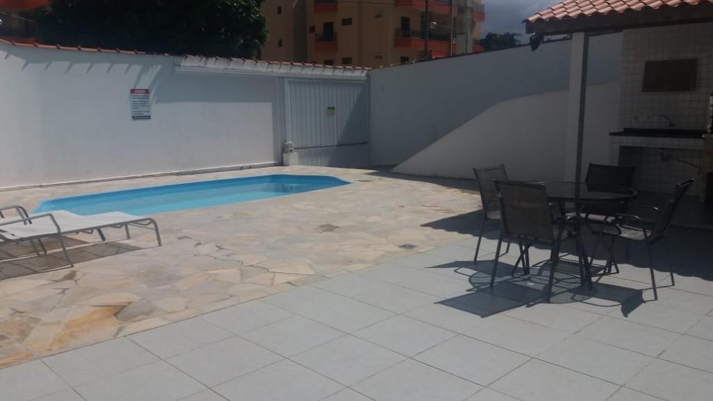 Apartamento residencial à venda, Itaguá, Ubatuba.