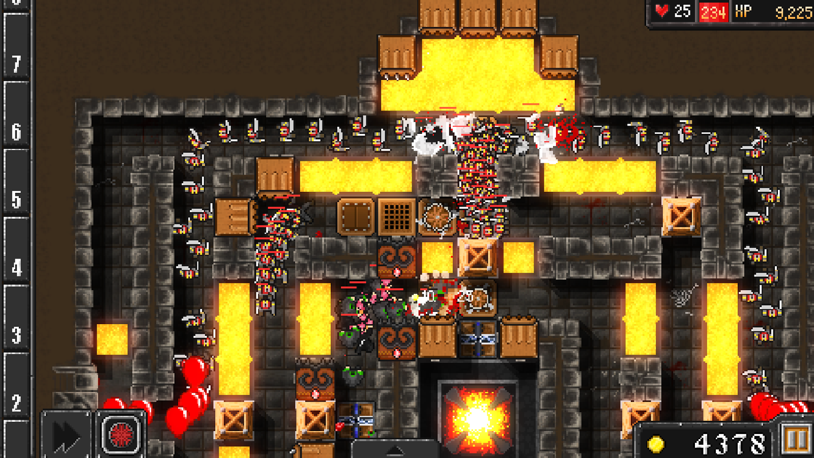 Dungeon Warfare Screenshot 5