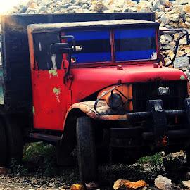Truk Apu by Dedi Sukardi - Transportation Automobiles