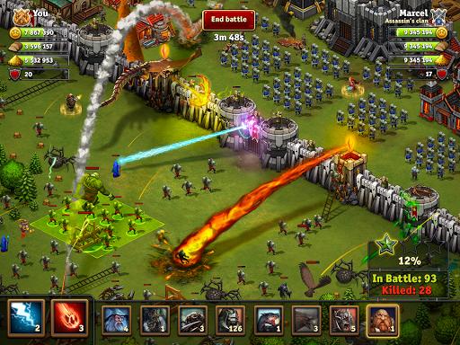 Throne Rush screenshot 17