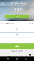 Screenshot of ThinkEco smartAC