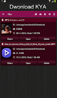 Screenshot of Download KYA