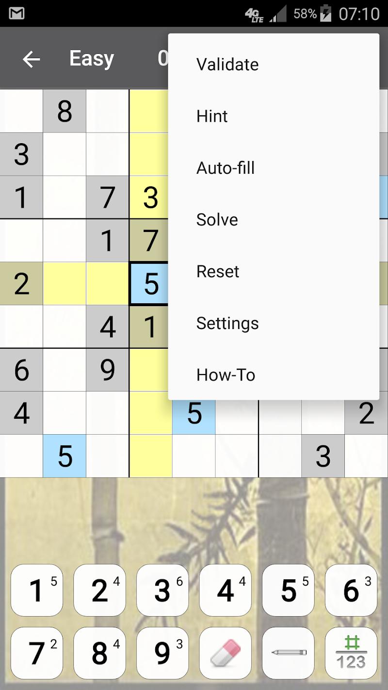 Sudoku Premium Screenshot 4