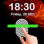 Fingerprint Lock Screen Prank APK for Bluestacks