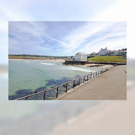 Belfast by Lisa Kirkwood - Landscapes Beaches ( landscapes, beautiful, sunshine, beach, belfast, landscape )
