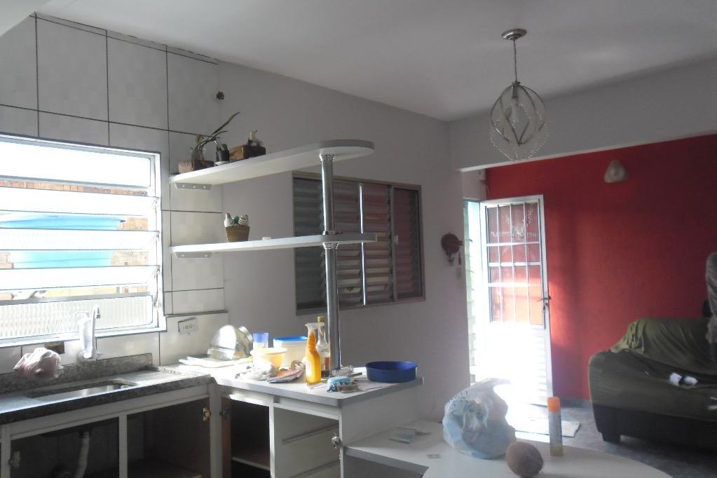 Sobrado residencial à venda, Vila Flórida, Guarulhos.