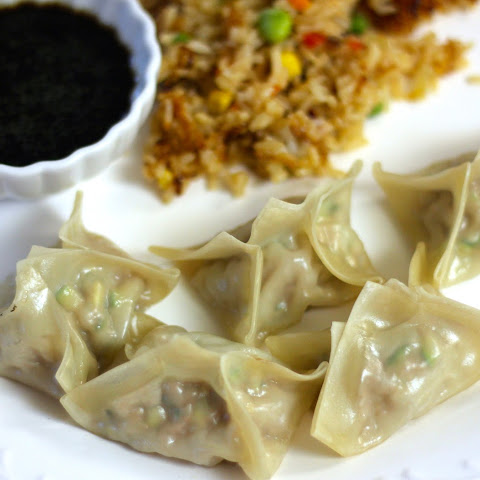 Steamed Asian Dumplings