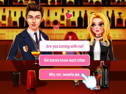 Pretty Liars: Secret Forbidden Love Story Games