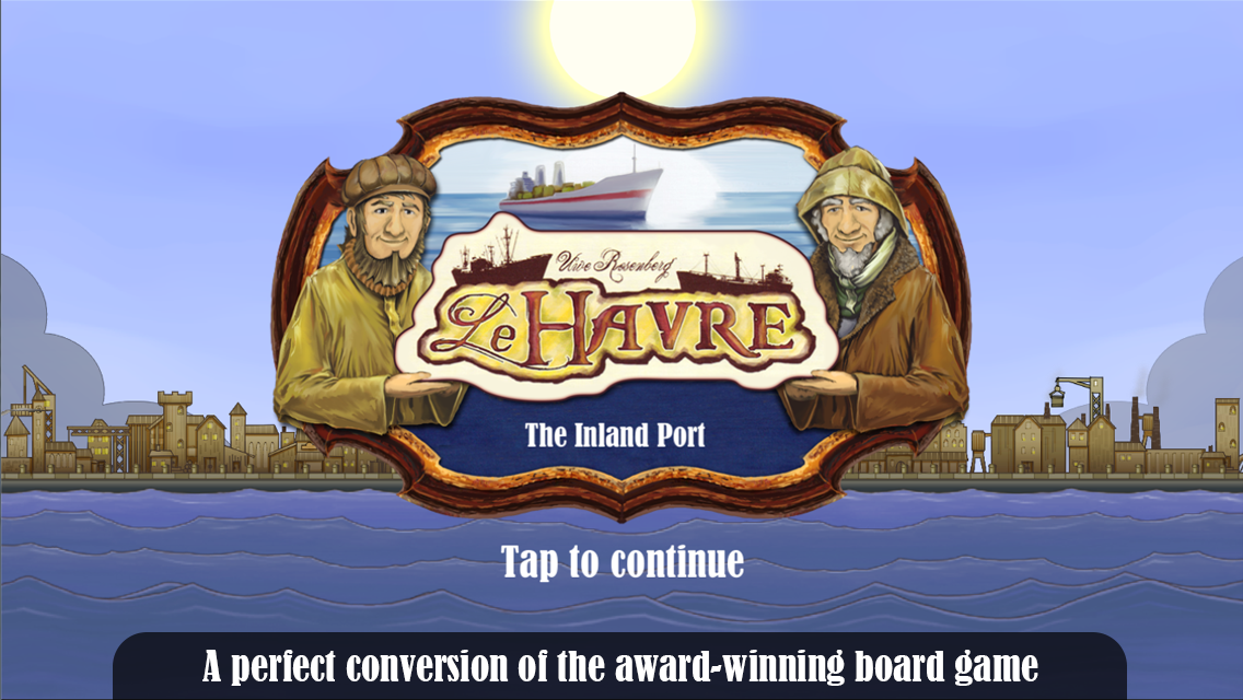 Le Havre: The Inland Port Screenshot 0