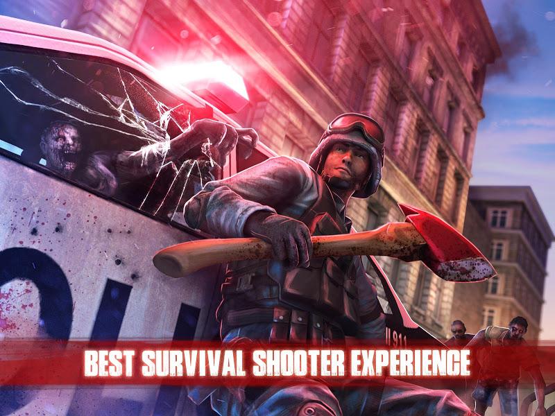 Zombie Frontier 3: Sniper FPS Screenshot 13