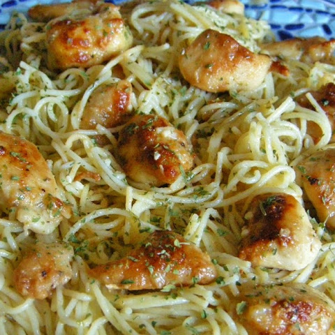 Chicken Picatta Pasta
