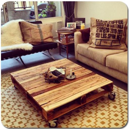 Wooden Pallet Furniture (app)