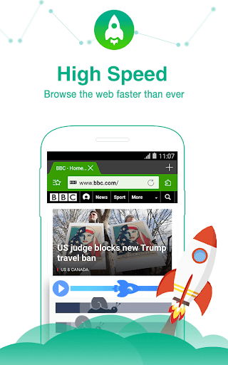 Dolphin Browser - Fast, Private & Adblock? screenshot 4