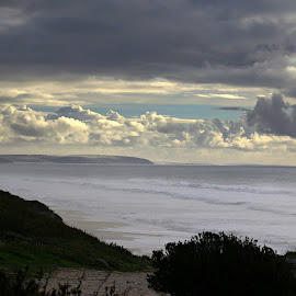 Weather by Gil Reis - Landscapes Cloud Formations ( clouds, life, sky, nature, nazare, places )