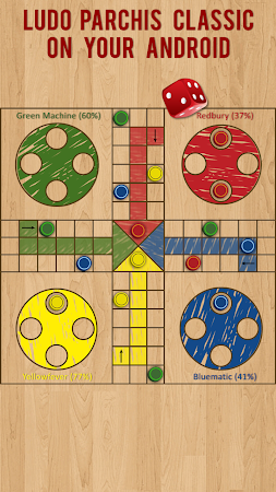 Ludo Parchis Classic Woodboard 32.0 screenshot 1207915