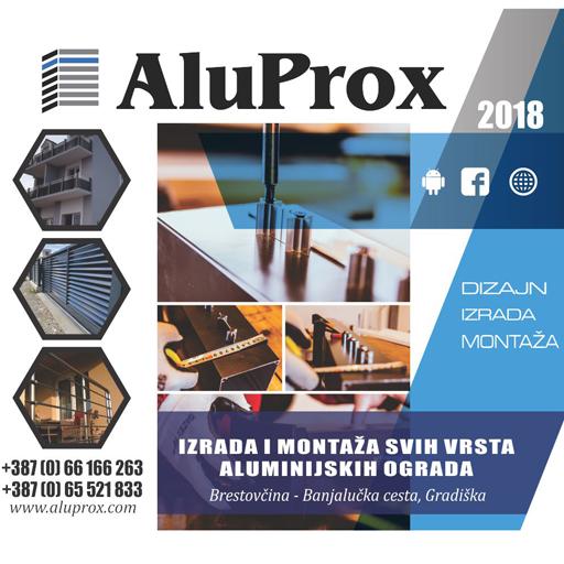 Android aplikacija AluProx na Android Srbija