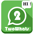 App Two Accounts for Whatsapp APK for Kindle