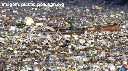 Oceanos de plástico