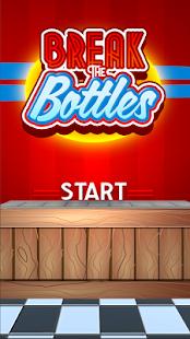 Bottle Break Challenge