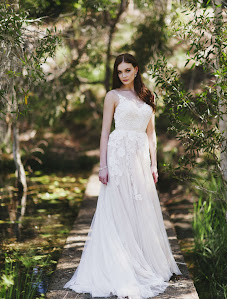 Eleanor Wedding Dress - Wendy Makin
