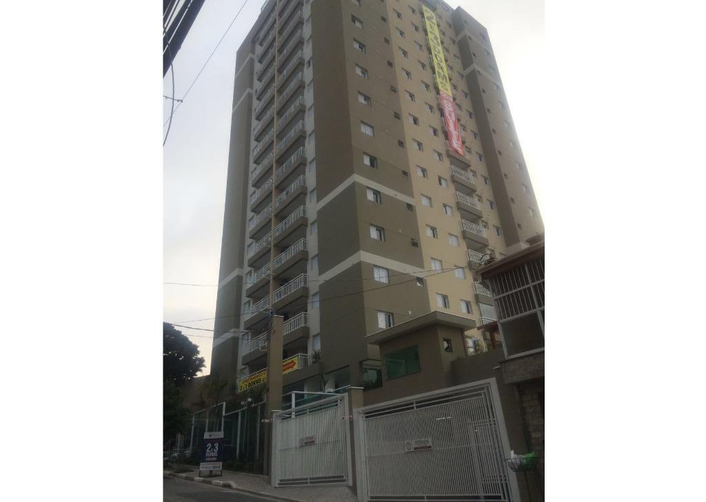Apto residencial à venda de 56m² com 2 dorms em Diadema.