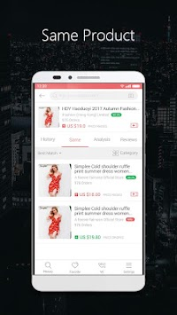 AliPrice -- AliExpress Price Tracker APK screenshot thumbnail 2