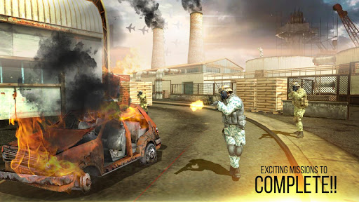 Mission Counter Attack For PC