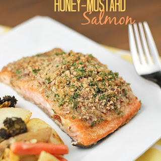 Pecan Crusted Salmon Healthy Recipes