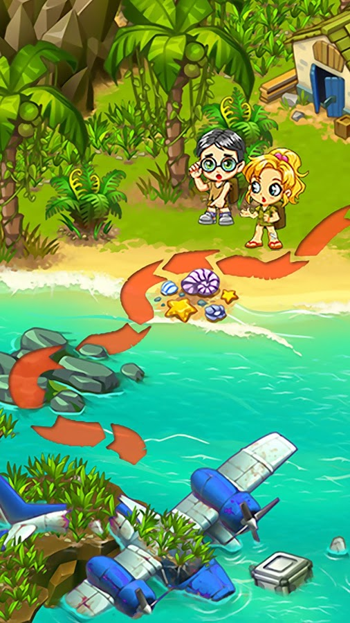 Island Experiment Screenshot 4