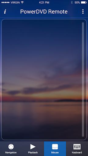 PowerDVD Remote - screenshot