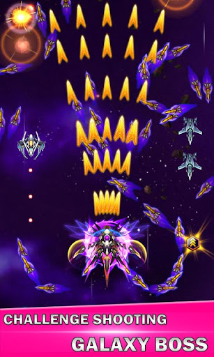 Galaxy sky shooting For PC