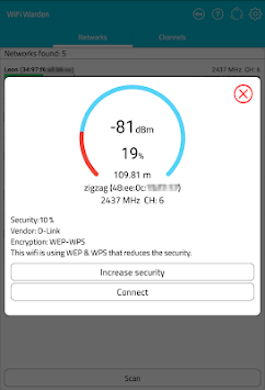 WiFi Warden ( WPS Connect ) APK screenshot thumbnail 16