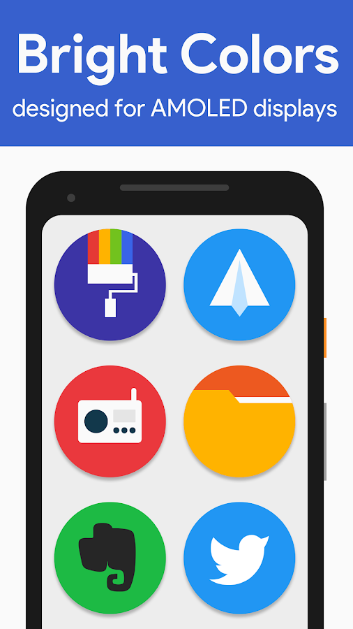 Pixly - Pixel 2 Icon Pack Screenshot 3