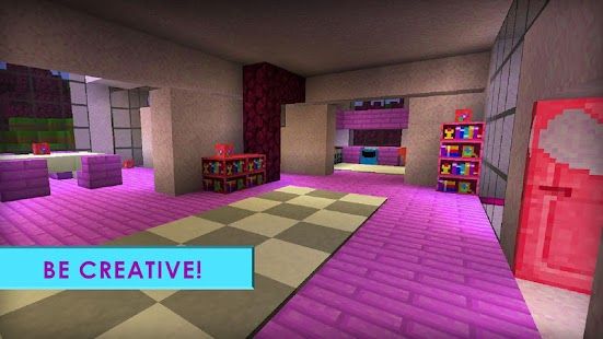 Girls Craft: Mine Exploration- screenshot thumbnail