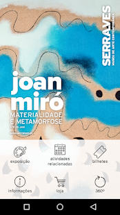 Joan Miró - screenshot