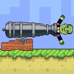 Blaster Ragdoll Zombie Icon