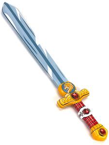 """Игровой набор """"Играем с папой"""", меч L, красный"""