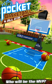 Basketball By 3DGames APK screenshot thumbnail 20