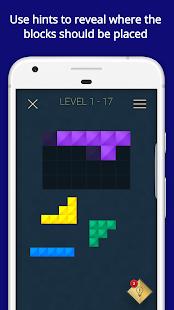 Infinite Block Puzzle