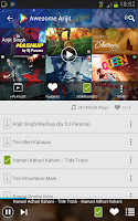 Screenshot of Hungama : Free Songs & Videos