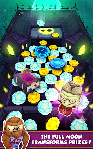 Coin Dozer Halloween screenshot 15