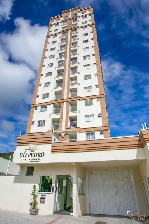 Apartamento com 2 dormitórios à venda, 87 m² por R$ 550.000 - Tabuleiro dos Oliveiras - Itapema/SC