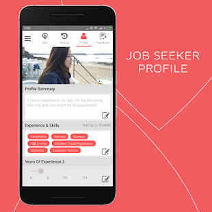 GrabJobs - Job Search - screenshot