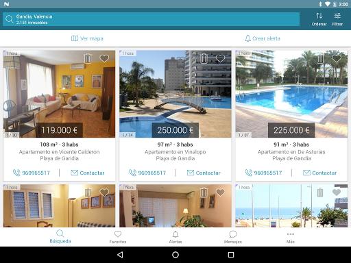 Fotocasa rent and sale screenshot 6